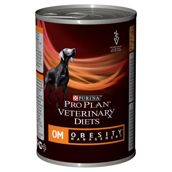 Purina Pro Plan Veterinary Diets Canine OM Obesity Managment 400 g